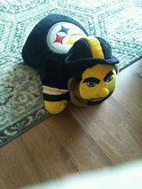 Steelers Plush Toy in Yorkville, Illinois