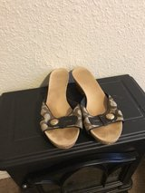 coach wedges sz 8 in Fort Polk, Louisiana