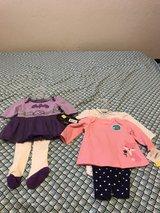 NEW BORN GIRL CLOTHING BRAND NEW WITH TAGS in DeRidder, Louisiana
