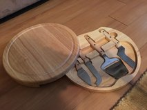 Cheese board and tools set in Spring, Texas