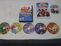 Fraggle Rock&Emmet Otter dvd in Beaufort, South Carolina
