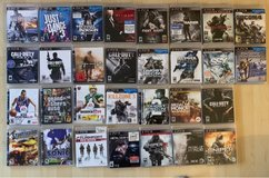PS3, PlayStation 3 Games / 30 Games in Ramstein, Germany