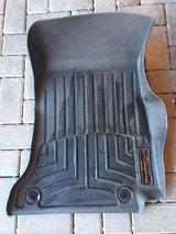 Weather Tech car floor liners for Mercedes C Class in Ramstein, Germany