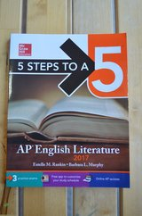 5 Steps to a 5 AP English Literature 2017 by Murphy Rankin. in Yorkville, Illinois