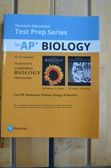 Pearson Education Test Prep Series for AP® BIOLOGY 2018 in Yorkville, Illinois