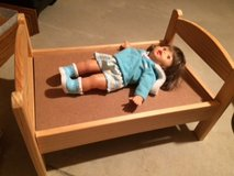 Baby Doll and Bed in Aurora, Illinois