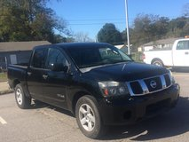 2007 NISSAN TITAN CREW CAB in Fort Rucker, Alabama
