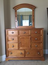 Bureau-dresser with Mirror in Aurora, Illinois