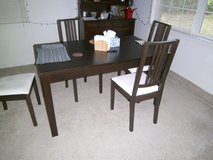 Dining Room Table w 4 Chairs in Spring, Texas