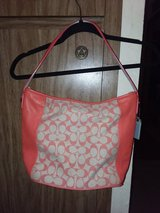 COACH City Zip Tote great condition in Fairfield, California