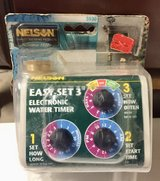Nelson Easy-Set 3 Electronic Water Timer in Plainfield, Illinois