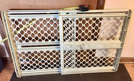 "Portable Pet Gate fits Openings 26"" to 42"" Wide in Lockport, Illinois"