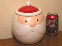 Hallmark Santa Claus Ceramic Cookie Jar in Bartlett, Illinois