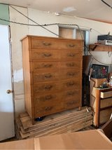 Antique old 710 walnut wood in Fort Irwin, California