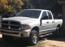 2005 dodge ram 2500 diesel 4x4 in Las Cruces, New Mexico
