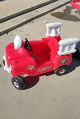 little tikes fire truck in Hemet, California