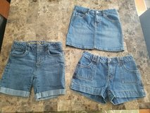 Girls Shorts and Skirt, Size 12 and 10 in Fort Campbell, Kentucky