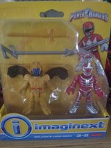 Imaginext power rangers new in box in Naperville, Illinois