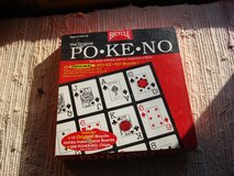 NEW PO-KE-NO BOARD GAME in Yorkville, Illinois