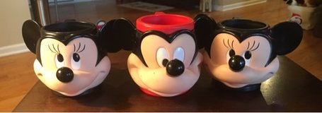 Mickey & Minnie Cups in Joliet, Illinois