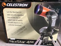 High end telescope in Plainfield, Illinois