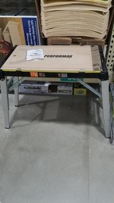 4-In-1 Workbench/Scaffold/Dolly/Creeper in Aurora, Illinois