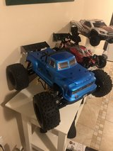 Arrma Notorious 1:8 Scale Brushless Blue Steel in Tinley Park, Illinois