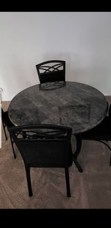 Table and chair set in Hampton, Virginia