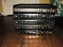 5 books from the Encyclopedia Britannica, Inc. in Cherry Point, North Carolina