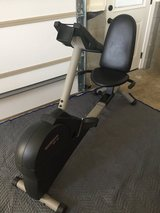 Recumbent exercise bike in Clarksville, Tennessee