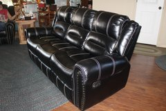 Brand new couch with recliners. ( Not leather) in Alamogordo, New Mexico