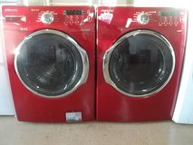 SAMSUNG FRONT-LOAD WASHER & DRYER ***PRICE DROP*** in Fort Bragg, North Carolina