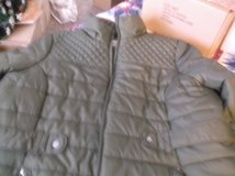 faded glory ladies quilted winter coat size 2x in Alamogordo, New Mexico