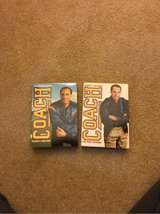 coach season 1 and two dvd set in Kingwood, Texas