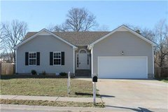 Check out this beautiful home located minutes from post!! in Clarksville, Tennessee