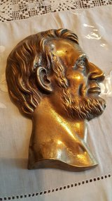 Abe Lincoln - Solid Brass in Westmont, Illinois