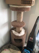 """5"""" cat tower in Eglin AFB, Florida"""