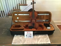 Bunnel Student Violin Outfit (4/4) from Kennedy Violins in Beaufort, South Carolina