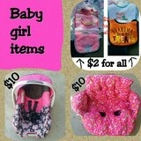 baby girl items in Fort Bliss, Texas