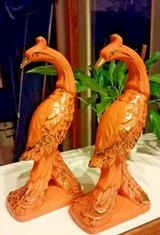 GORGEOUS, TALL & UNIQUE SET OF 2 USA POTTERY CERAMIC Display in Fort Leonard Wood, Missouri