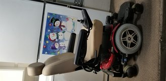Wheelchair in Las Vegas, Nevada