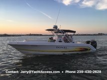 2005 DONZI 29 ZFC For Sale with Twin Four Stroke 205HP Verados in MacDill AFB, FL