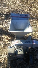 Craftsman Chipper Shredder in Rolla, Missouri