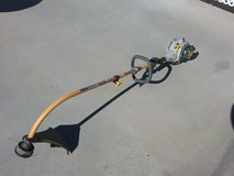 Royobi string trimmer in Yucca Valley, California