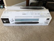 Sony HT XT1 2.1 Channel TV Base Speaker with Built-in Subwoofer in Camp Lejeune, North Carolina