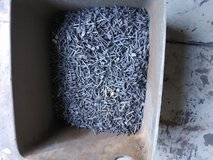"""40 lbs 1 1/4 """"Galvanised foofing nails in Alamogordo, New Mexico"""