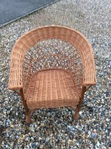 ADULT WICKER CHAIR in Lakenheath, UK