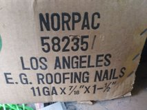 25 to 30 lbs Roofing nails in Alamogordo, New Mexico