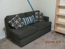 Grey Couch, like new in Fort Campbell, Kentucky