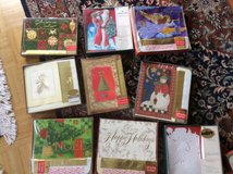 Large Christmas cards....almost vintage in Ramstein, Germany